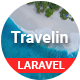 Travelin - Hotel & Air Tickets Booking Laravel Script