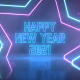 Neon Party New Year Wishes - VideoHive Item for Sale