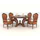 European Style Dinning Table 4