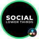 Free Download Social Media Lower Thirds Nulled