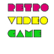 Retro Platformer Video Game