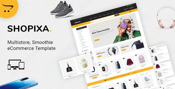 Shopixa - Premium Electronics Store