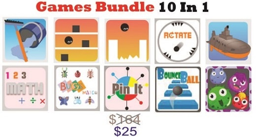 10 in 1 bundle