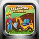 Excavator Runner Game (HTML5) Online Game