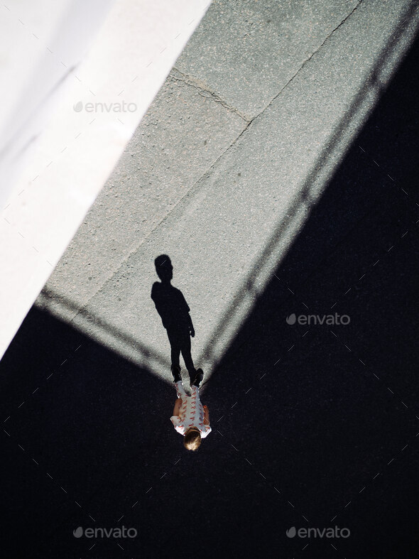 Shadowplay - Stock Photo - Images