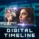 Digital Timeline - VideoHive Item for Sale