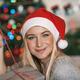 Girl Celebrating Christmas - PhotoDune Item for Sale