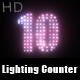 Lighting Counter - VideoHive Item for Sale