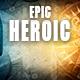 Epic Heroic Trailer Logo