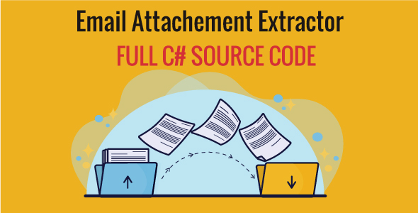 Email attachement Extractor | Full c# source code