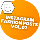 Instagram Fashion Posts Vol.02 - VideoHive Item for Sale