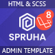 Spruha - Laravel Admin & Dashboard Template