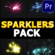 Sparklers Pack | Premiere Pro MOGRT - VideoHive Item for Sale