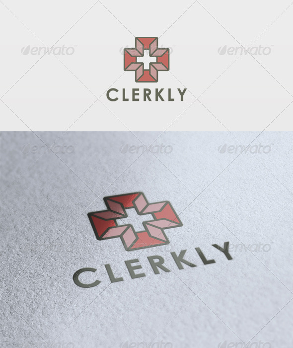 Clerkly Logo - Vector Abstract