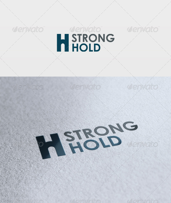 Stronghold Logo - Letters Logo Templates