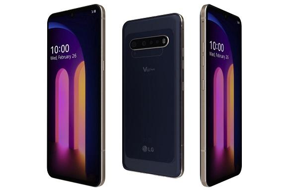 LG V60 ThinQ Classy Blue