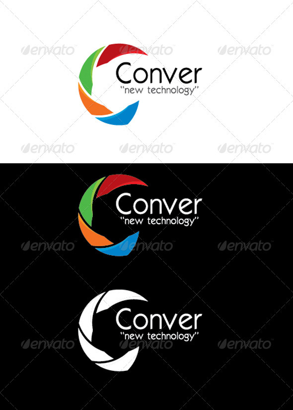Conver Logo - Logo Templates