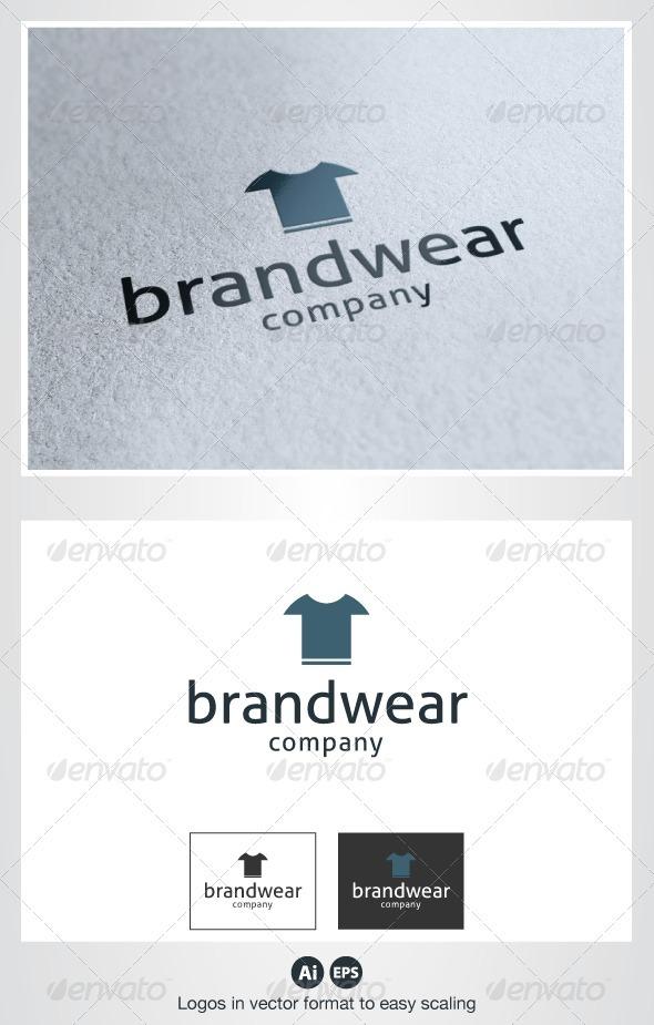 Brand Wear Logo - Symbols Logo Templates