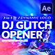 Dj Glitch - Dynamic Logo Opener - VideoHive Item for Sale