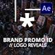 Brand Promo ID // Logo Reveals - VideoHive Item for Sale