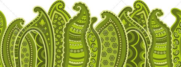 Seamless Grass - Decorative Vectors