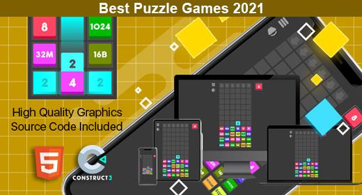 Best Puzzle Games 2021
