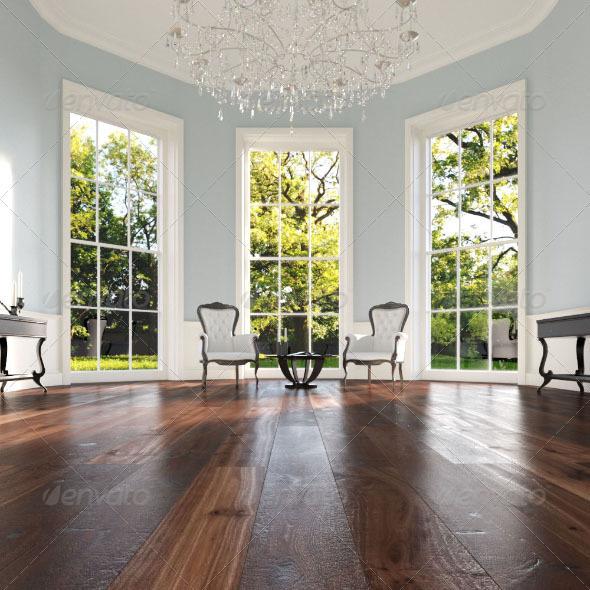 16 Wood Floor Planks - Quissac - 3DOcean Item for Sale