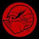 Hybrid Cyberpunk Technology Logotype