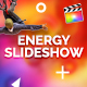 Energy Slideshow | For Final Cut & Apple Motion