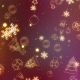 Christmas Decoration Elements Loop Background - VideoHive Item for Sale