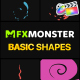 Basic Shapes Pack | FCPX