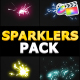 Sparklers Pack | FCPX - VideoHive Item for Sale