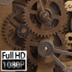 Old Rusty Gears Of A Clock 1080p - VideoHive Item for Sale