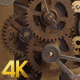 Old Rusty Gears Of A Clock - VideoHive Item for Sale