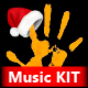 Happy Upbeat Christmas Corporate Kit