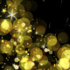 Gold Particles Frame - VideoHive Item for Sale