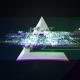 Glitch Distortion Logo Reveal