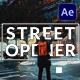 Street Opener - VideoHive Item for Sale