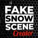 Fake Snow Scene Creator - VideoHive Item for Sale