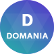 Domania - Responsive Domain Template