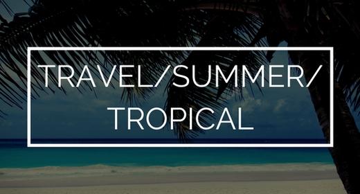Travel Summer Tropical