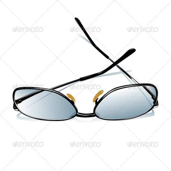 Vector Optical Glasses - Man-made Objects Objects