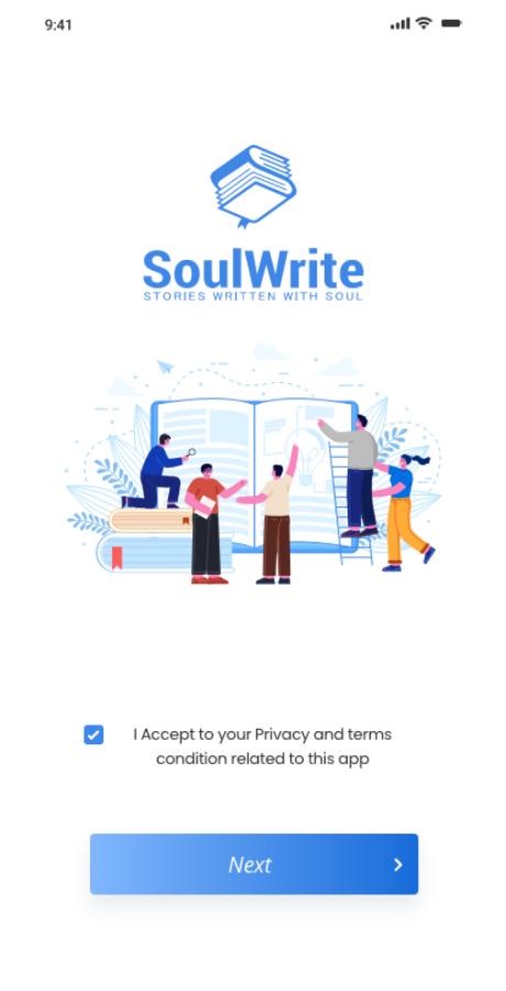 React Native Soul Write App - 10