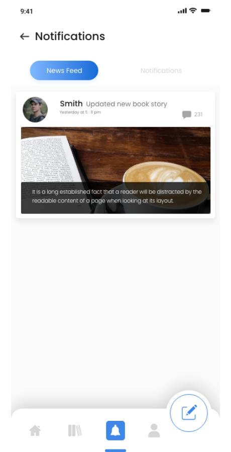 React Native Soul Write App - 28