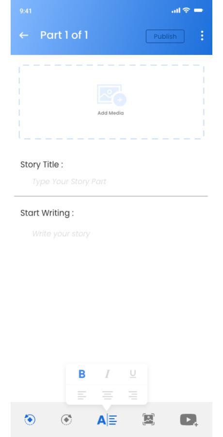 React Native Soul Write App - 33