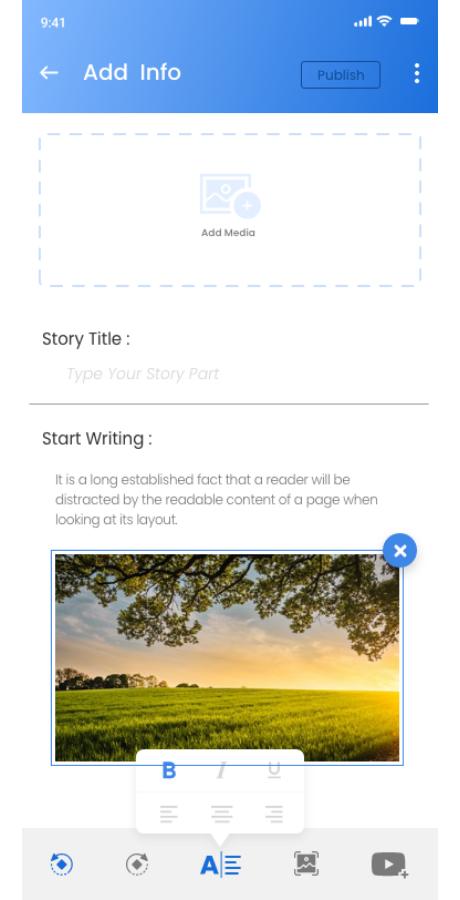 React Native Soul Write App - 34