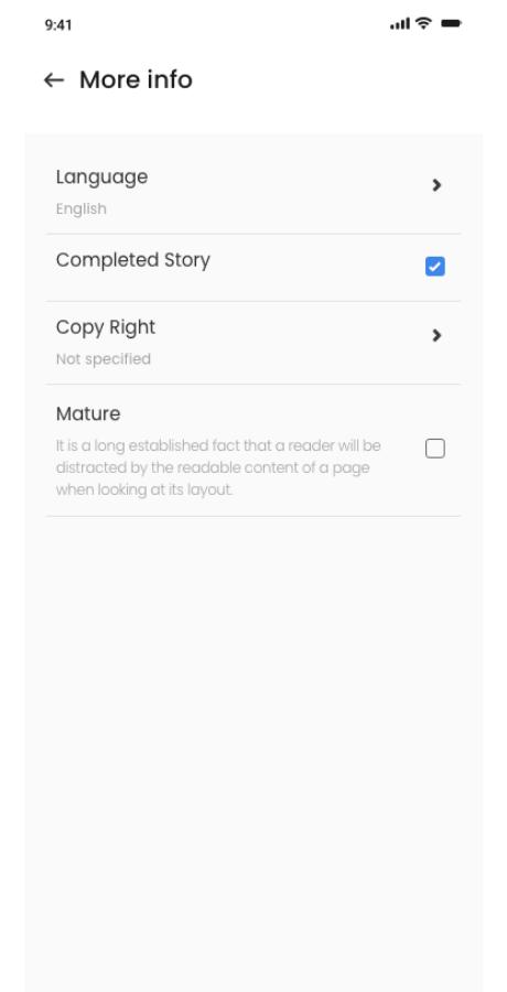 React Native Soul Write App - 47