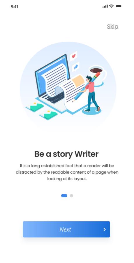 React Native Soul Write App - 8