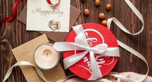 Valentines-Birthday-Holidays Concept