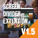 Screen Divider Extension